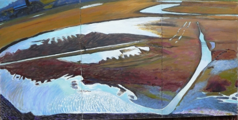 David Page: Some Views of Salthouse Marsh